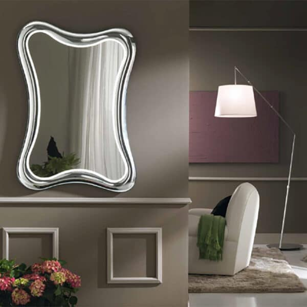 Wandspiegel SELENE von Mager Glas